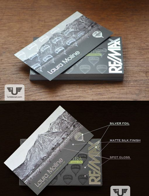 9 best BUSINESS CARD IDEAS images on Pinterest | Card ideas, Real ...