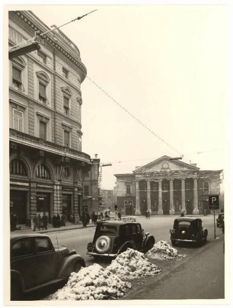 Corso Vittorio Emanuele II - Mantova