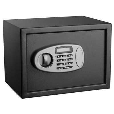 """Adir Corp Office Security Safe with Electronic Lock Size: 10"""" H x 14"""" W x 9"""" D"""