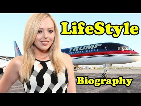 Donald Trump Daughter Tiffany Trump Lifestyle, Net Worth, Age, Cars, Hou...