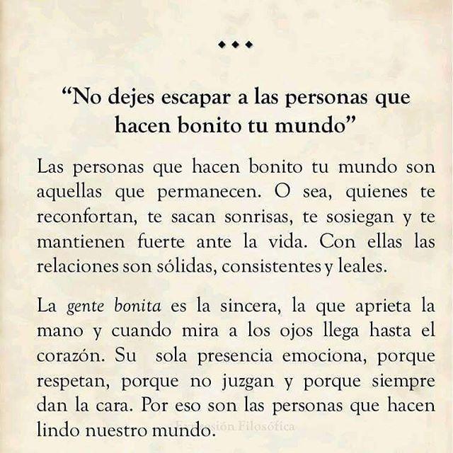No las dejes escapar... ❤️ #SonIdeas