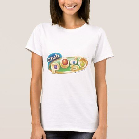 Club Pogo T-Shirt - click to get yours right now!