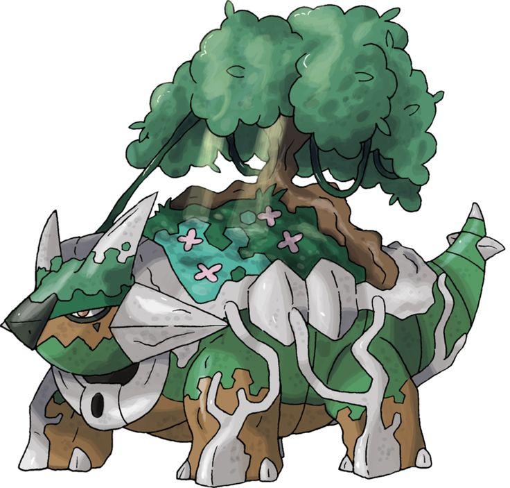 Mega Torterra!!!!! No existe pero bueno,....... | Pokemon ...