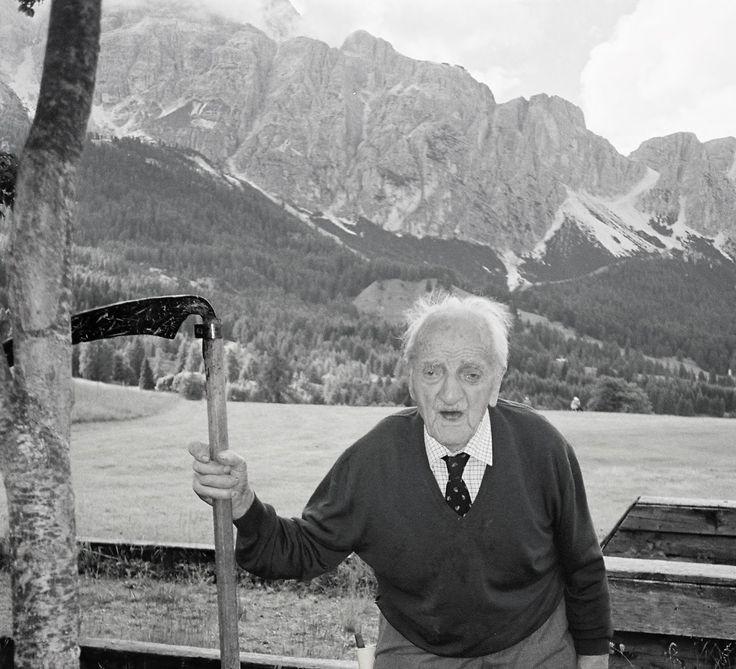 Teofilo Gillarduzzi l'ultimo dei Kaiserjäger l'uomo più vecchio di Cortina che combatté contro gli Alpini               Teofilo Gillarduzzi a Cortina. (photo copyright° 2015 pio dal ...