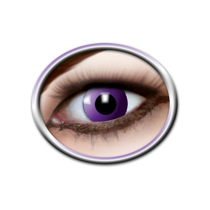 Découvrez toute notre gamme de lentilles fantaisies pour vos déguisements, changez votre regard avec ces lentilles violettes gothique de la marque zoelibat.