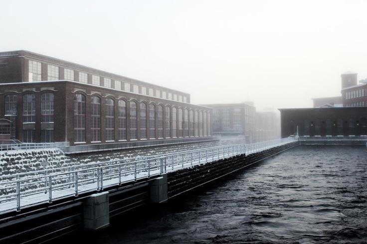 Tampella / Tampere / Finland / Industrial