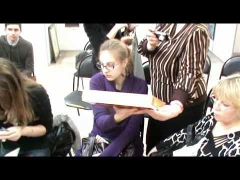 Мастер-класс Пуконцева Наталья Декупаж 11.mp4 - YouTube