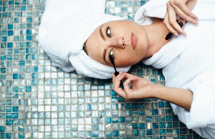 Im Test: Mascara Med & Wimpern Booster von medipharma cosmetics! Lange, kräftige Wimpern durch Wimpern Serum!
