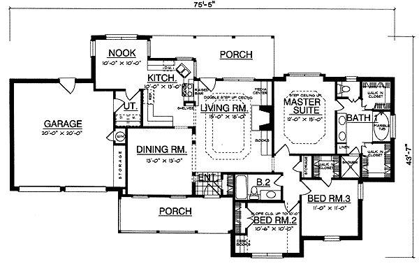 1000 Images About House Plans 1000 2000 Sq Ft On