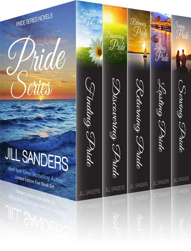 Amazon.com: Pride Series Box Set (Pride Series Romance Novels) eBook: Jill Sanders: Kindle Store