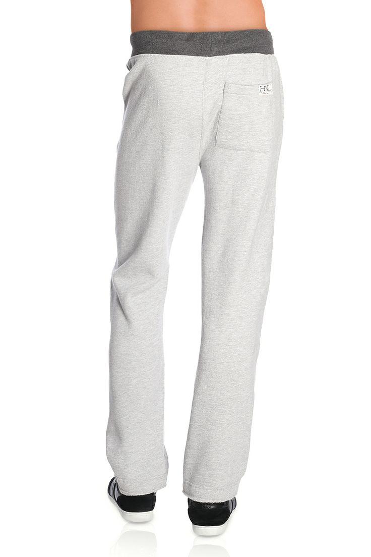 Vente Hope N Life / 11965 / Pantalons et Bas de Survêtement / Bas de Survêtement Gris Chiné