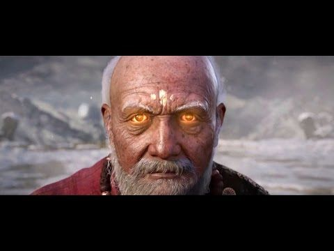 CGI 3D Cinematic Trailer HD: Demon Seals Launch Trailer - YouTube