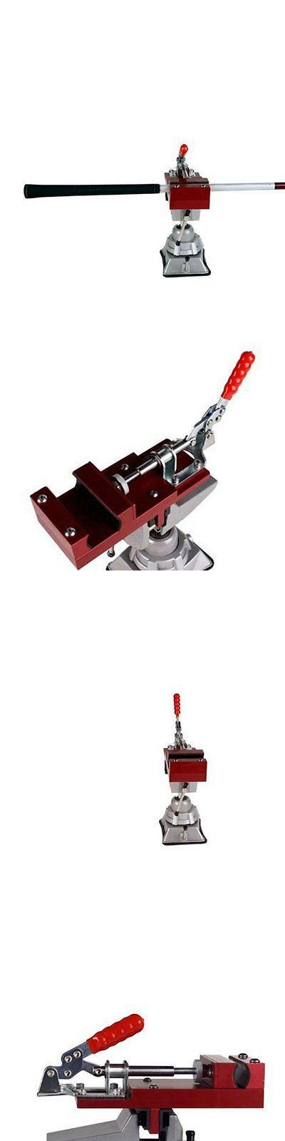 Other Golf Club Components 36192: New Golf Club Quick Clamp Vise Shaft Grip Remover Puller Free Shipping BUY IT NOW ONLY: $133.67