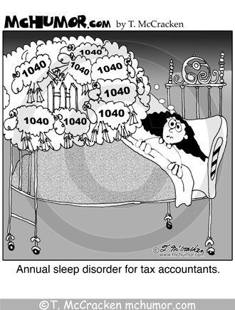 Counting Sheep The Tax Accountant Way