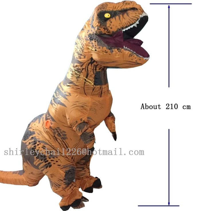 T-REX Costume inflatable dinosaur costume For Anime Expo traje de dinosaurio inflable Blowup disfraces adultos costume for adult#inflatable costumes for adults