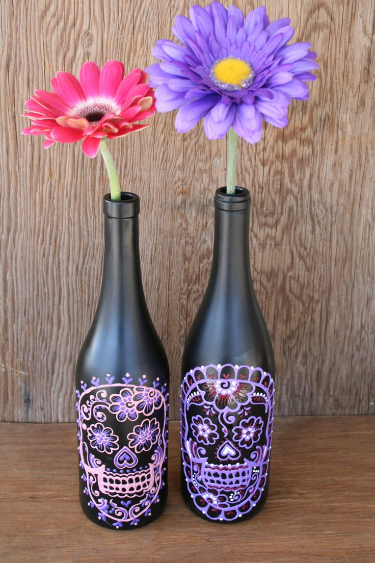 279 best DIY 101+ ways to upcycle glass JARS and BOTTLES images on  Pinterest | DIY, At home and Glass