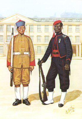 Uniforms of the British Empire