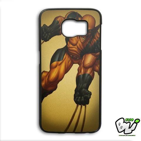 Wolverine Samsung Galaxy S6 Edge Plus Case