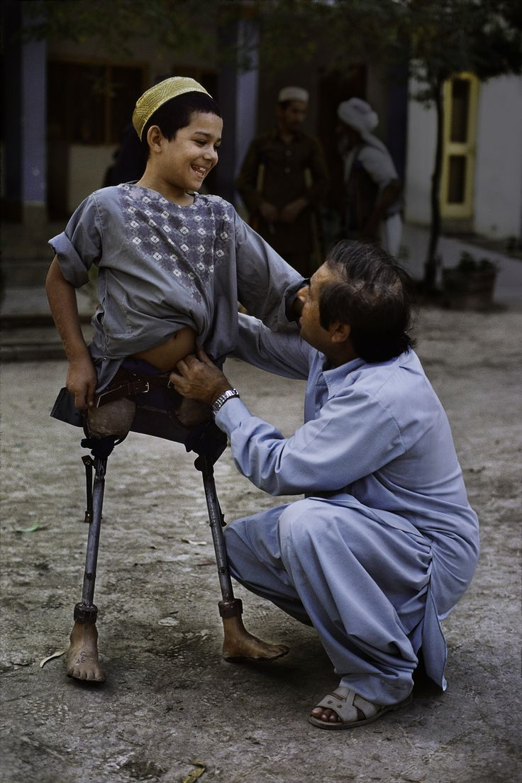 When you put faith, hope and love together, you can raise positive kids in a negative world....( Kandahar, Afganistan, photo by Steve McCurry)