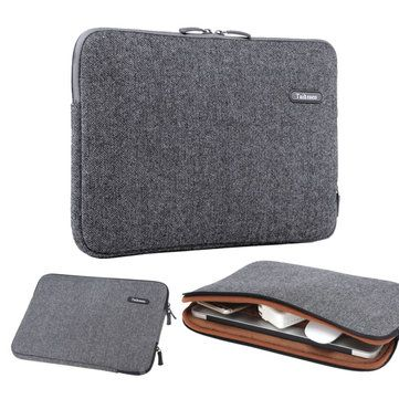 Oxford Fabric Laptop Notebook Sleeve Case Bag for Apple MacBook Air/Pro 13'' 15.6''
