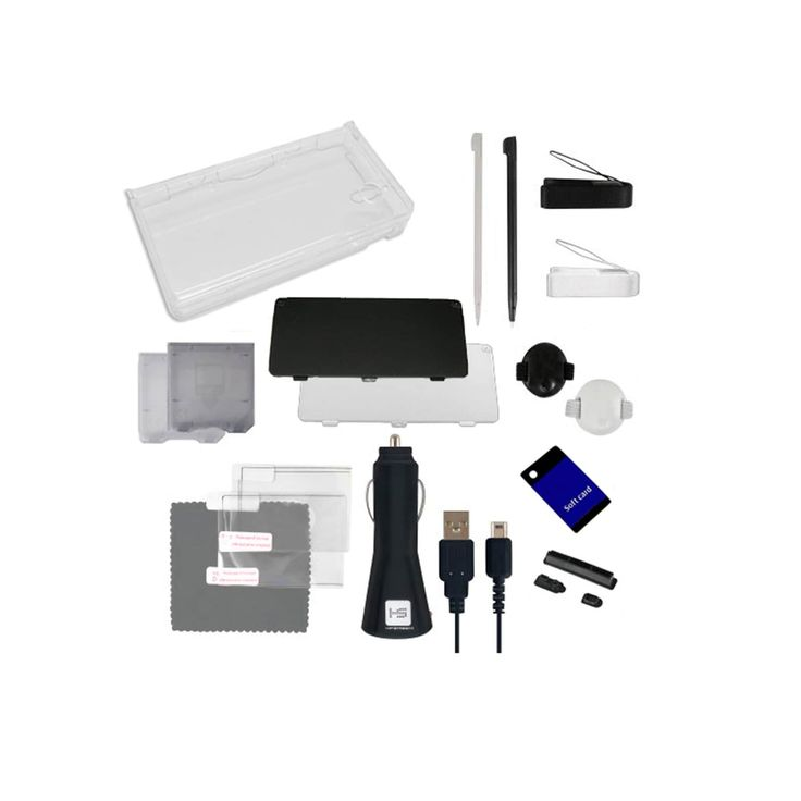 20 in 1 Accessory Pack for Nintendo DSi #GF-001
