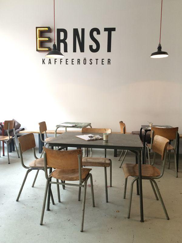Kaffeerösterei Ernst in Köln #Frühling #Reisetipp