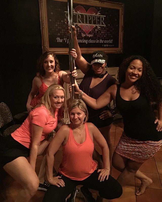 Stripper 101 wants to see you #werk!  Be sure to hashtag #Stripper101 in your class photos for a chance to be featured on our page. wink emoticon   #vegas #lasvegas #planethollywood #lasvegasblvd #poledance #poleexotic #polelife #polefun #poleplay #bachelorettes #party #girlstrip #girlsnighout #girlsweekend #bacheloretteparty