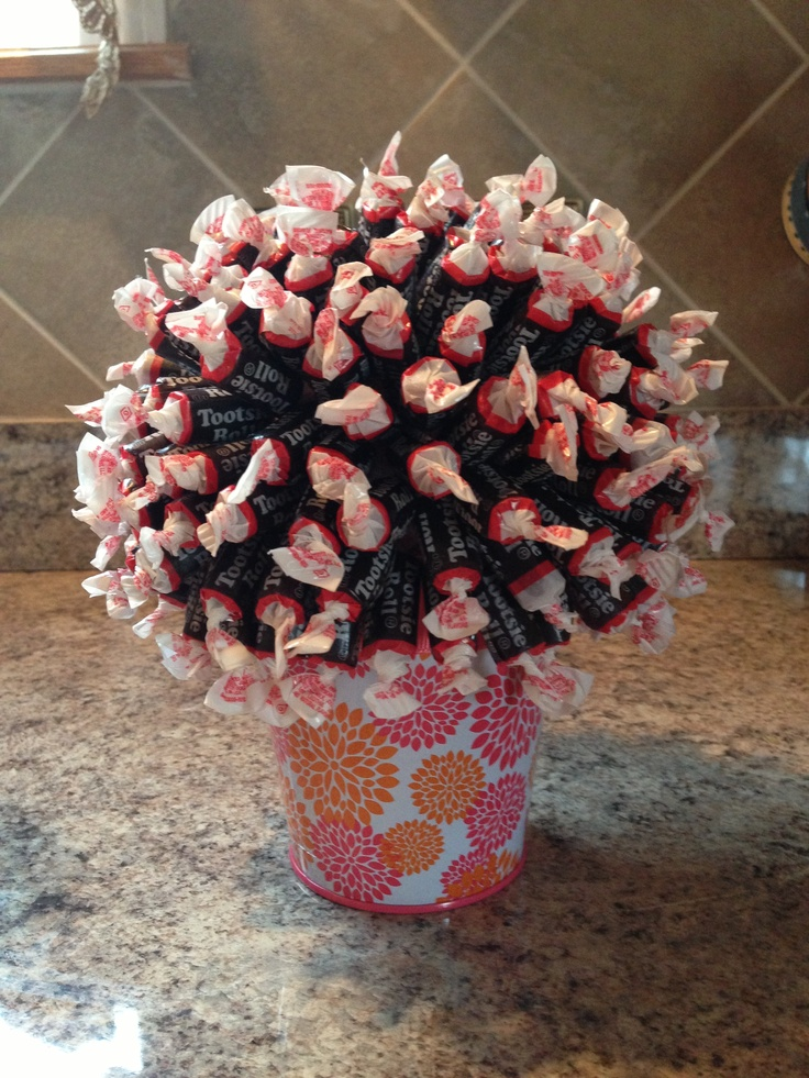 9 best Candy bouquet images on Pinterest | Candy bar bouquet, Candy ...