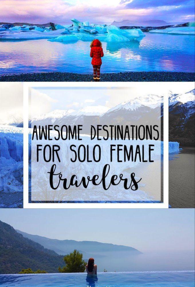 Eigenständig zu reisen kann beängstigend erscheinen, wenn Sie es noch nie zuvor getan haben. Es könnte …