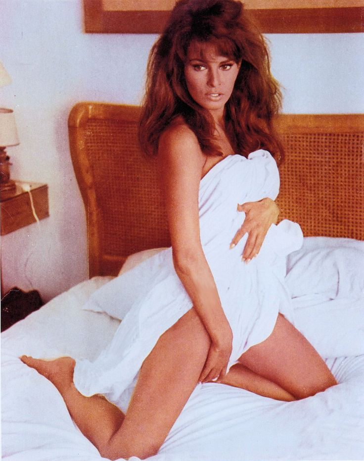 Raquel Welch's Feet