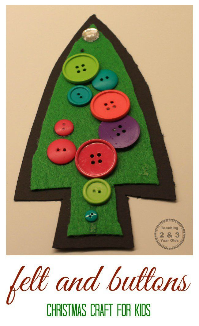 17 best images about teaching 2 and 3 year olds on for Easy christmas felt crafts