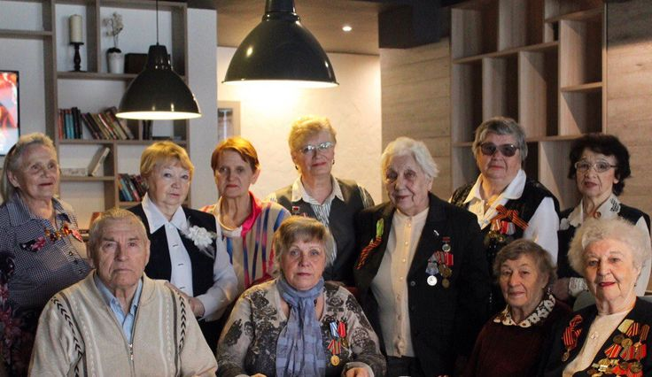 В ресторане Токио-Сити состоялся праздничный обед для Ветеранов.  Огромное, сердечное спасибо героям, подарившим нам мирное небо над головой!  Поздравляем с Днем Победы!