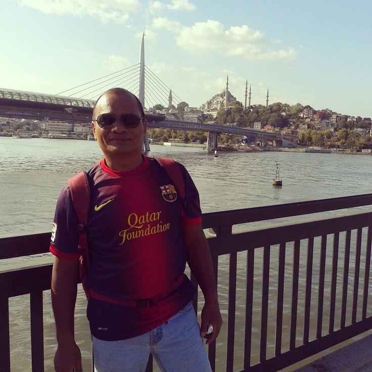 In Istanbul Turkey