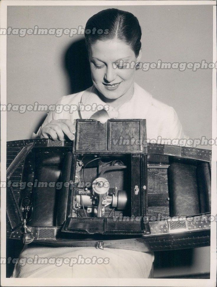 1936 Wilma Caywood Gasoline Engine Boat Tiny Chicago Model Show Press Photo