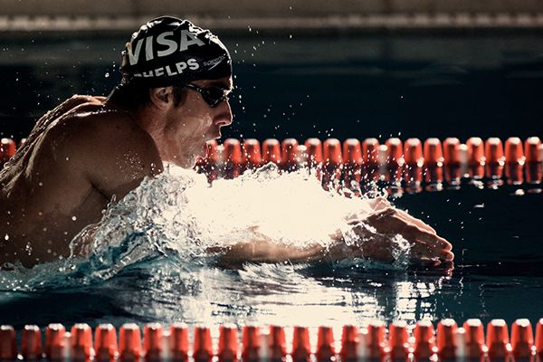 MICHAEL PHELPS SWIMMER on Behance
