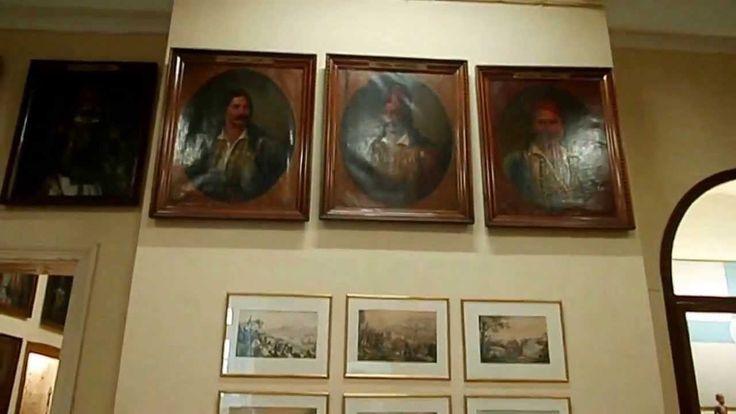 "a good tour of the greek #National_Historic_Museum in Athens. Μεγαρον Παλαια Βουλη Εθνικο Ιστορικο Μουσειο Μονιμη εκθεση εχει συγκροτηθει απο αντιπροσωπευτικα εθνικα κειμηλια Ανεπτυγμενα με χρονολογικη ταξη Διαγραφουν την ιστορικη πορεια του Ελληνικου Εθνους απο την Αλωση της Κωνσταντινουπολεως απο τους οθωμανους το 1453 ως τον Β"" Παγκοσμιο Πολεμο"