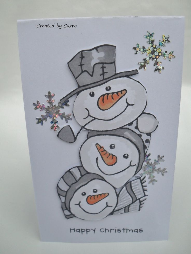 woodware snowbuddies cards - Google Search