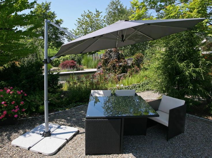 Sonnenschirm SCHNEIDER Samos Ø300cm Ampelschirm