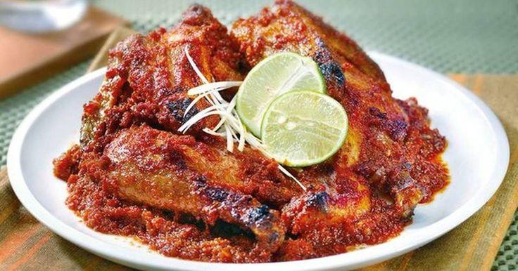 Resep Ayam Bakar taliwang favorit.