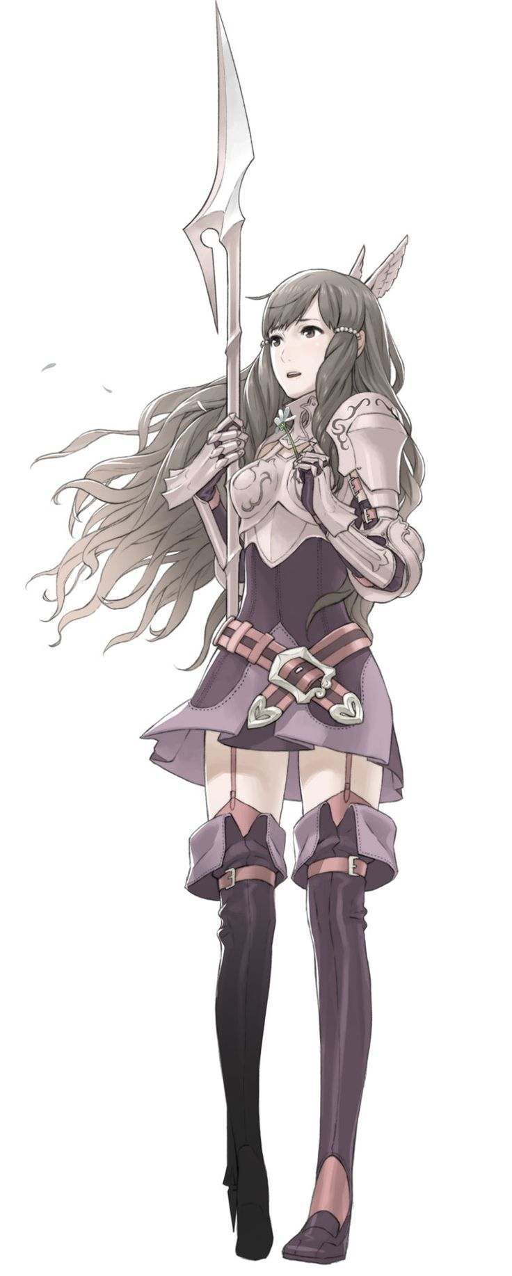 Fire Emblem: Awakening - Sumia - I'm not very far in the game yet, but she annoys the heck outta me
