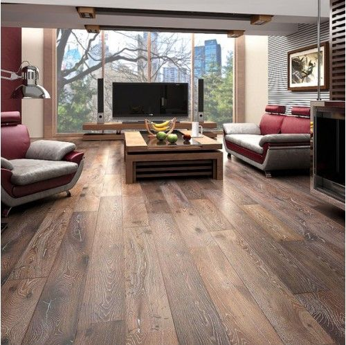 Wide Plank Engineered Brushed/Washed/Oiled Alsace White Oak Wood Floor-ENGINEERED  WOOD - 99 Best Images About All About Hardwood Floors On Pinterest