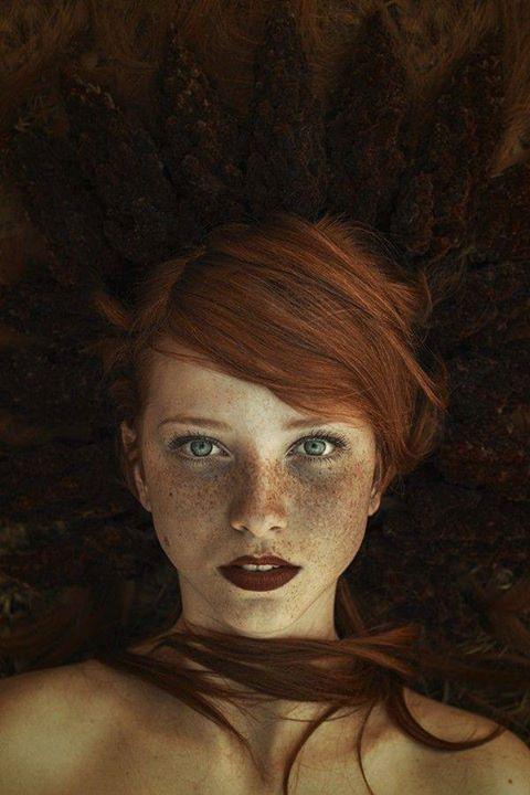 pinterest.com/fra411 #redhair #beauty