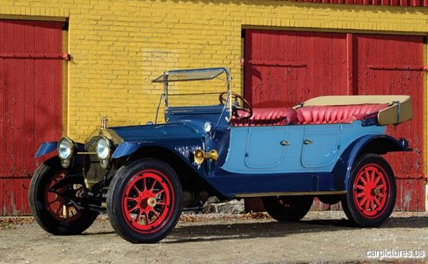 1914 Packard 2-38 Seven