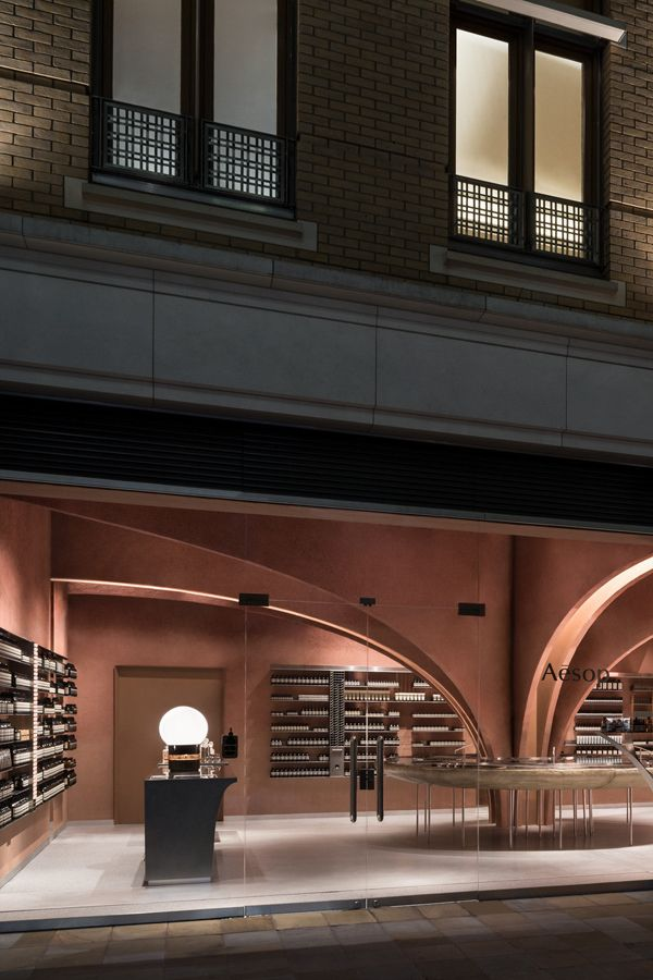 Aesop Interiors Around The World Are Show Stoppers And This New