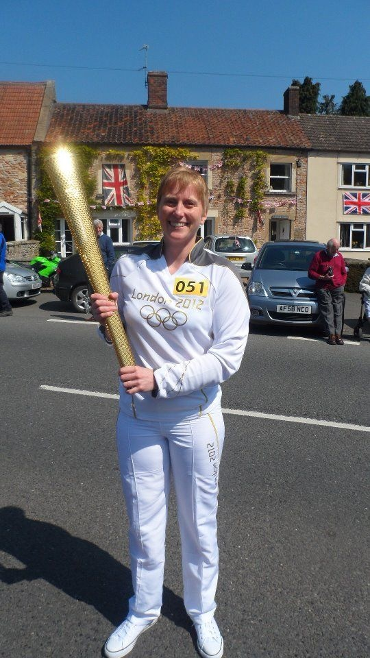 Olympic Torch comes to Bristol to support brain tumour charity - 29 June 2012 - Guide2Bristol News