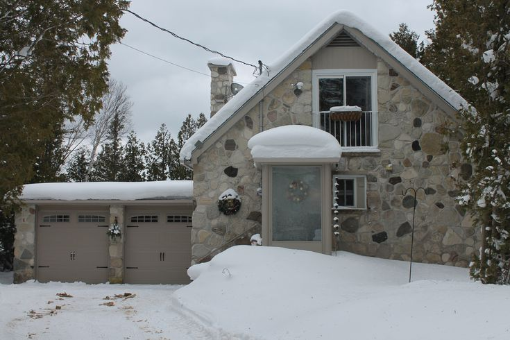 SOLD! Captivating views with beautiful stonework exterior. This story and a half waterfront home/cottage is situated on a protected inlet on Lake Huron. Well maintained home or private getaway. Come see what Lake Huron has to offer! Call for an appointment to view today 519.534.5757