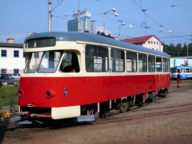 Liberec's historical in progress