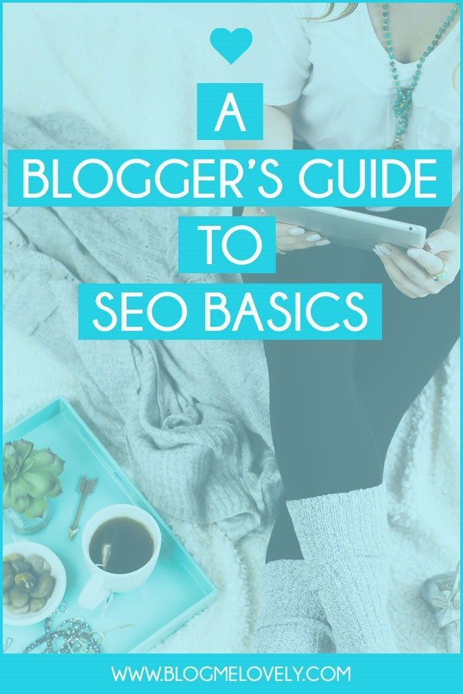 A Bloggers Guide to SEO Basics // Did you know that SEO is so much more than keywords? Find out other ranking factors for SEO that you may be missing out on for your blog.