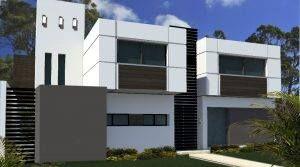 Venta de elegante casa minimalista en cuernavaca dentro for Casa minimalista fraccionamiento
