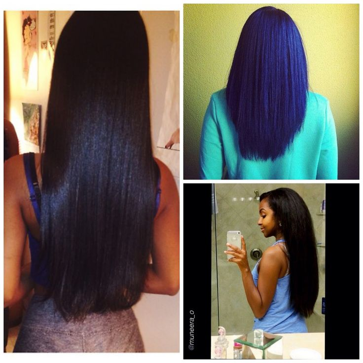 Relaxed Hair Health: Micro Trimming Part II - Keys to making the process sucessful